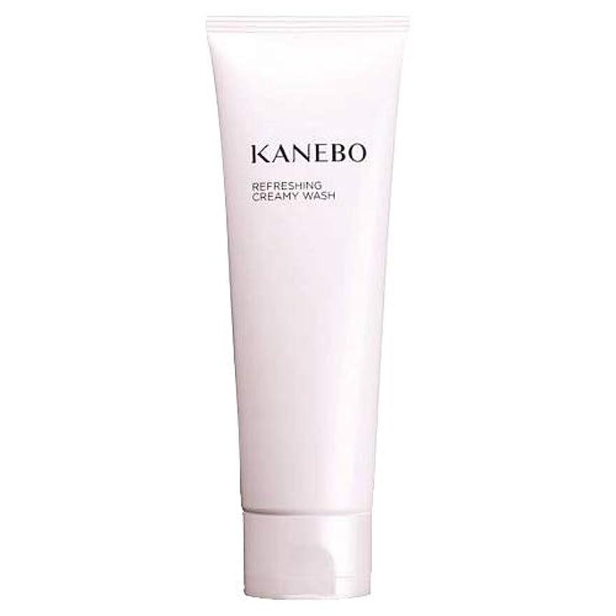 床飼い慣らす不確実カネボウ KANEBO 洗顔フォーム リフレッシングクリーミィウォッシュ 120ml :宅急便対応 送料無料 再入荷10 [並行輸入品]
