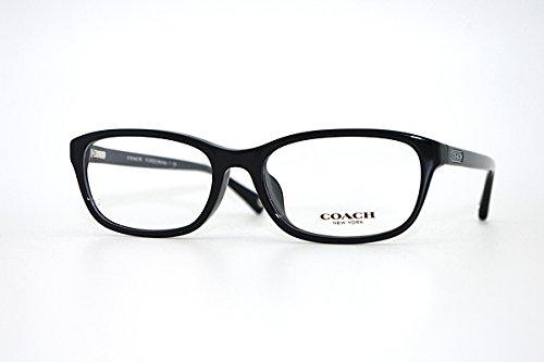(コーチ) COACH メガネフレーム ブラック 眼鏡 めがね HC-6053D-5002