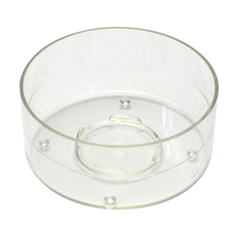 チラチラする乳白色回路ティーライトキャンドル用 クリアカップ 直径39mm×高さ18mm 20個入り 材料 手作り