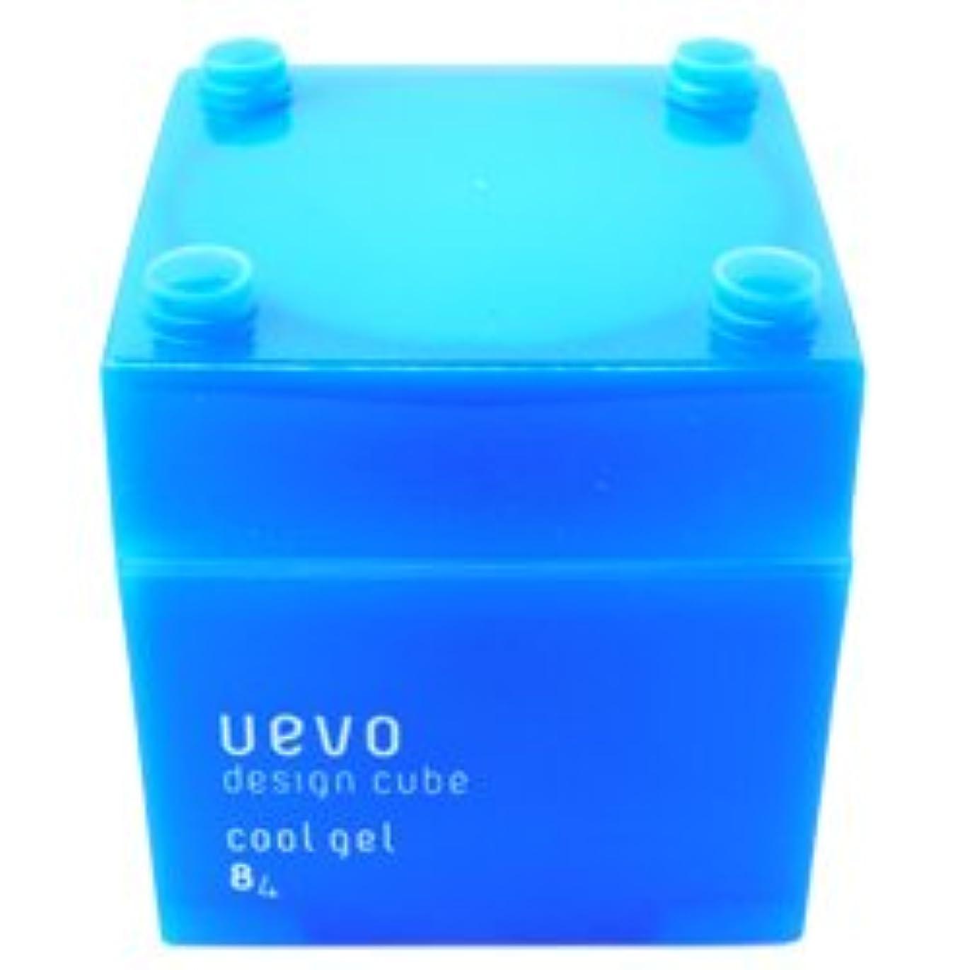 機関受け取る事実上ウェーボ デザインキューブ 80g ニュートラルワックス (在庫) [並行輸入品]