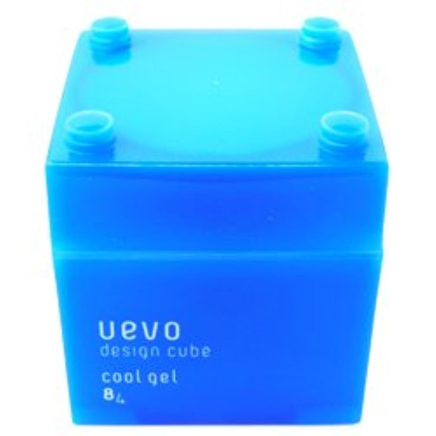 準備した傷つきやすい争うウェーボ デザインキューブ 80g ニュートラルワックス (在庫) [並行輸入品]