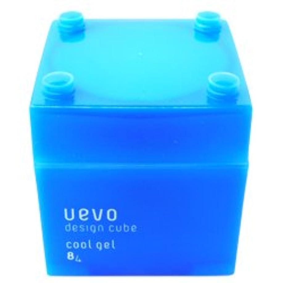 テクトニック導入する簡略化するウェーボ デザインキューブ 80g ドライワックス (在庫) [並行輸入品]