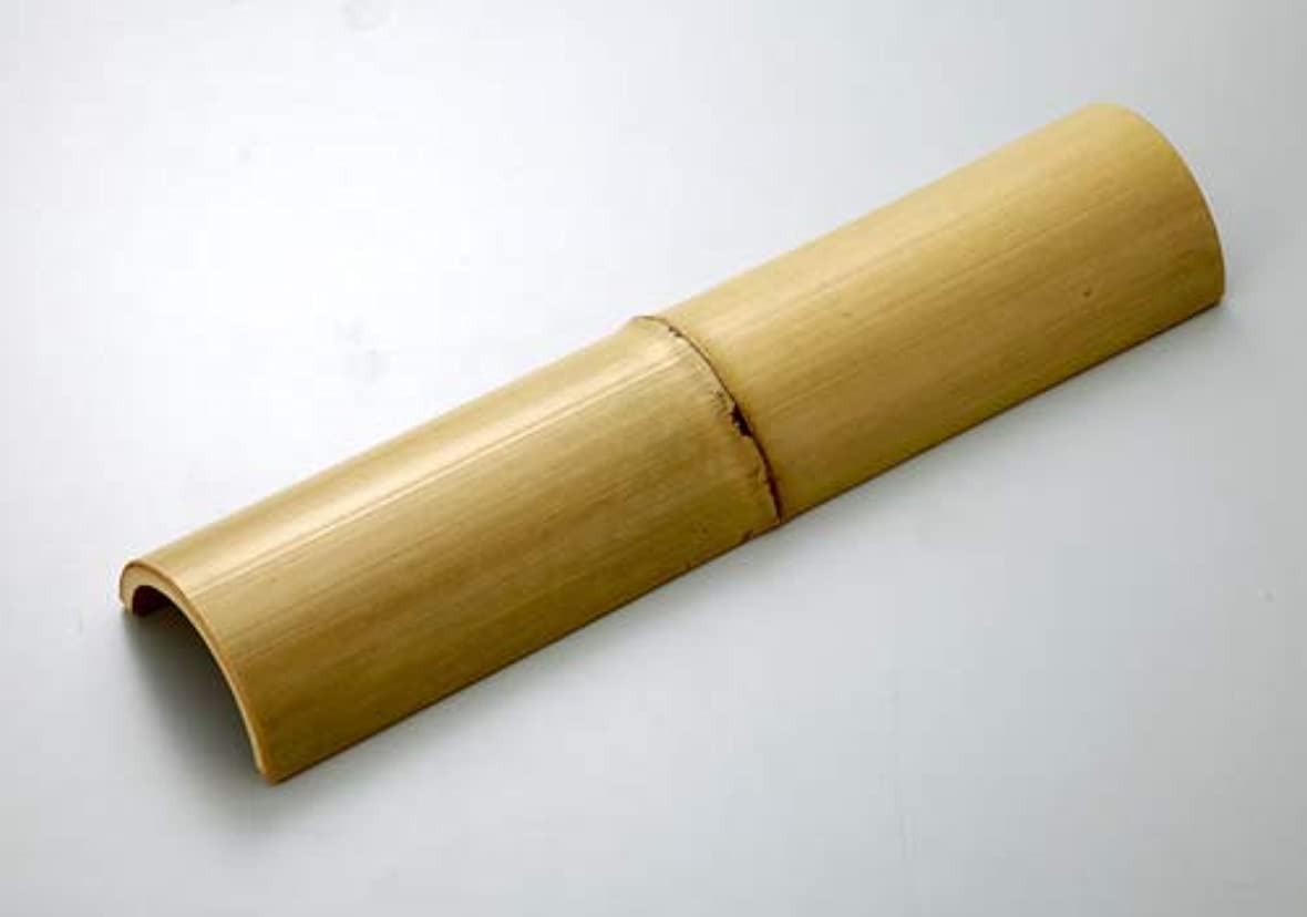 一握りよろしく彫刻孟宗竹の竹踏み 約長40cm 孟宗竹 健康 マッサージ リフレッシュ 刺激 気持ちいい