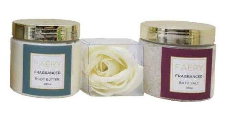 クランシープレビスサイト床を掃除するフェアリ FAERY ボディケアセット ファシナンテピオニーの香り