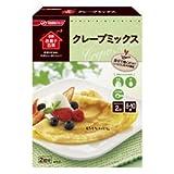 日清フーズ お菓子百科 クレープミックス 200g