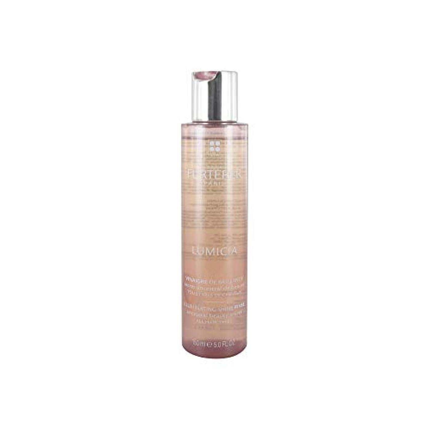 動作精緻化描写ルネ フルトレール Lumicia Illuminating Shine Rinse (All Hair Types) 150ml/5oz並行輸入品