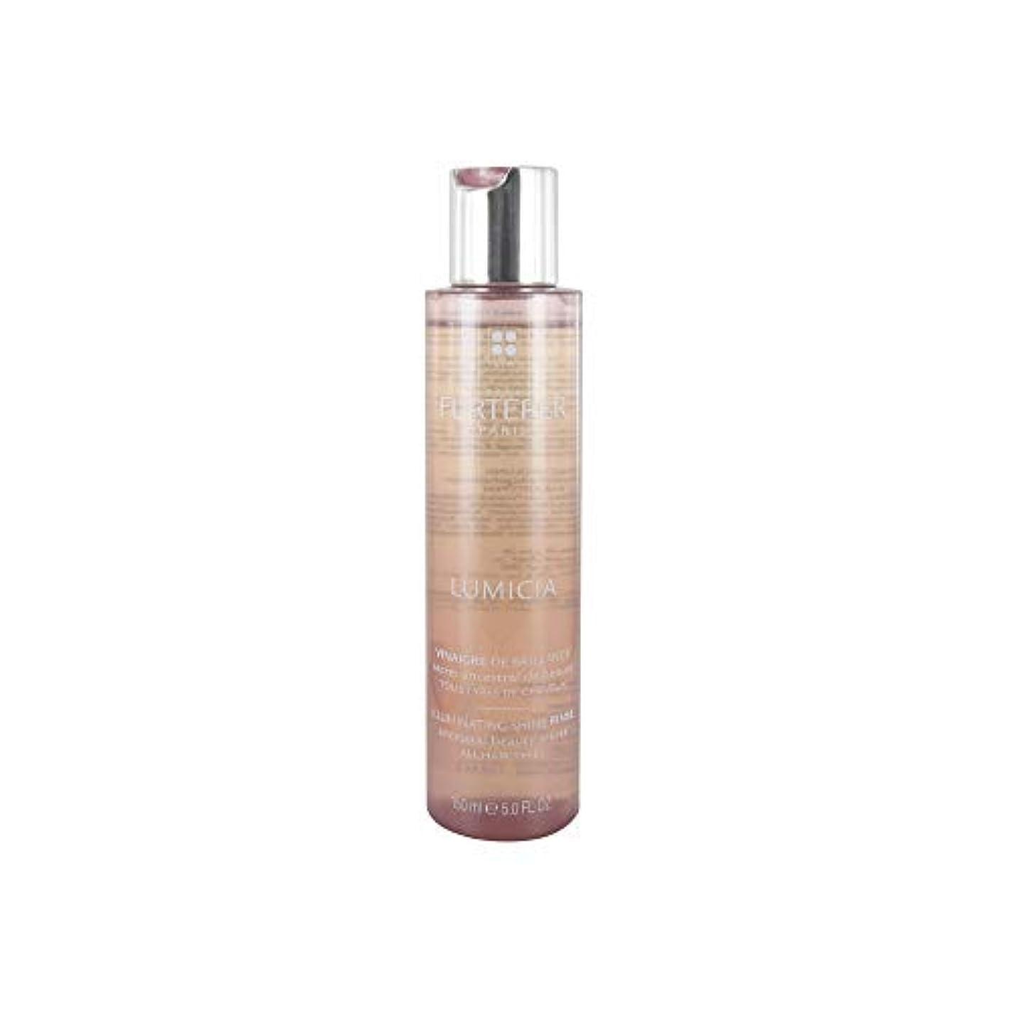 残る海嶺機構ルネ フルトレール Lumicia Illuminating Shine Rinse (All Hair Types) 150ml/5oz並行輸入品