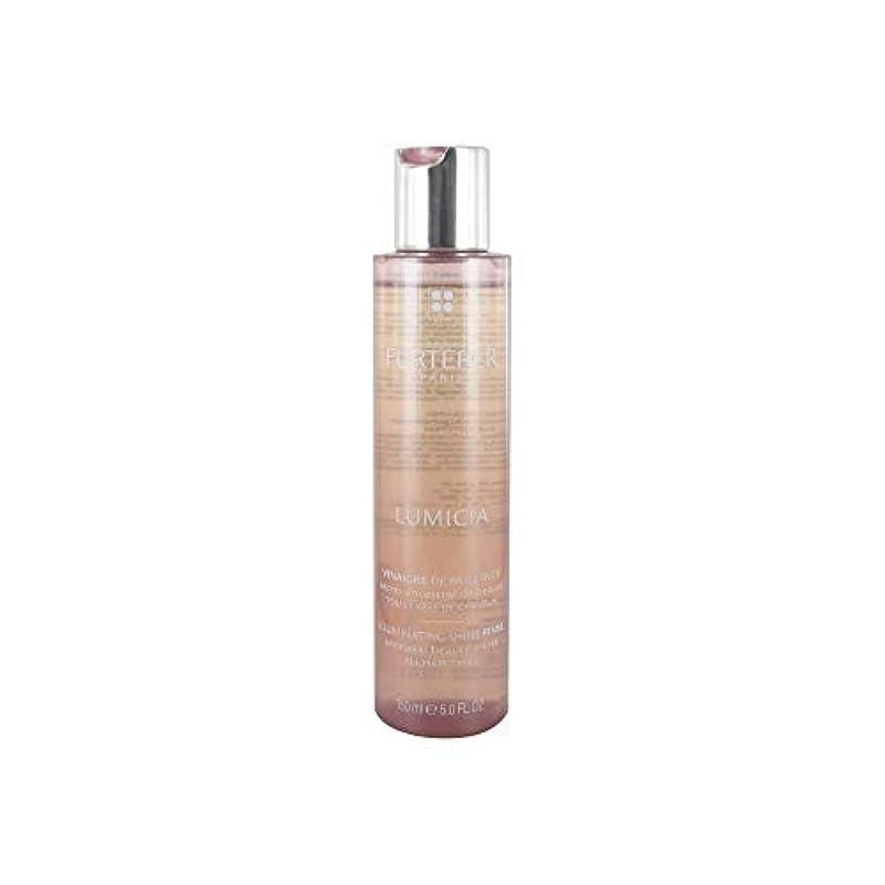 一生構造的分数ルネ フルトレール Lumicia Illuminating Shine Rinse (All Hair Types) 150ml/5oz並行輸入品