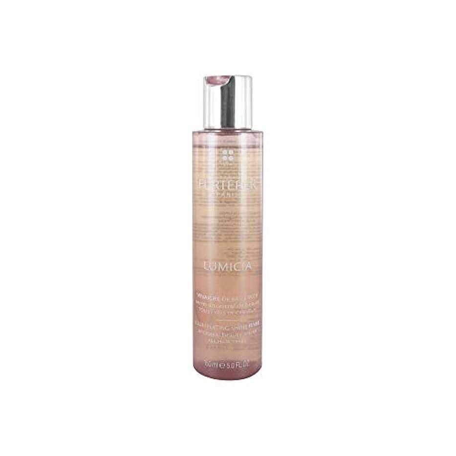 疎外するマリン望むルネ フルトレール Lumicia Illuminating Shine Rinse (All Hair Types) 150ml/5oz並行輸入品