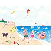 Oopsy Daisy Go Fly A Kite Stretched Art [並行輸入品]