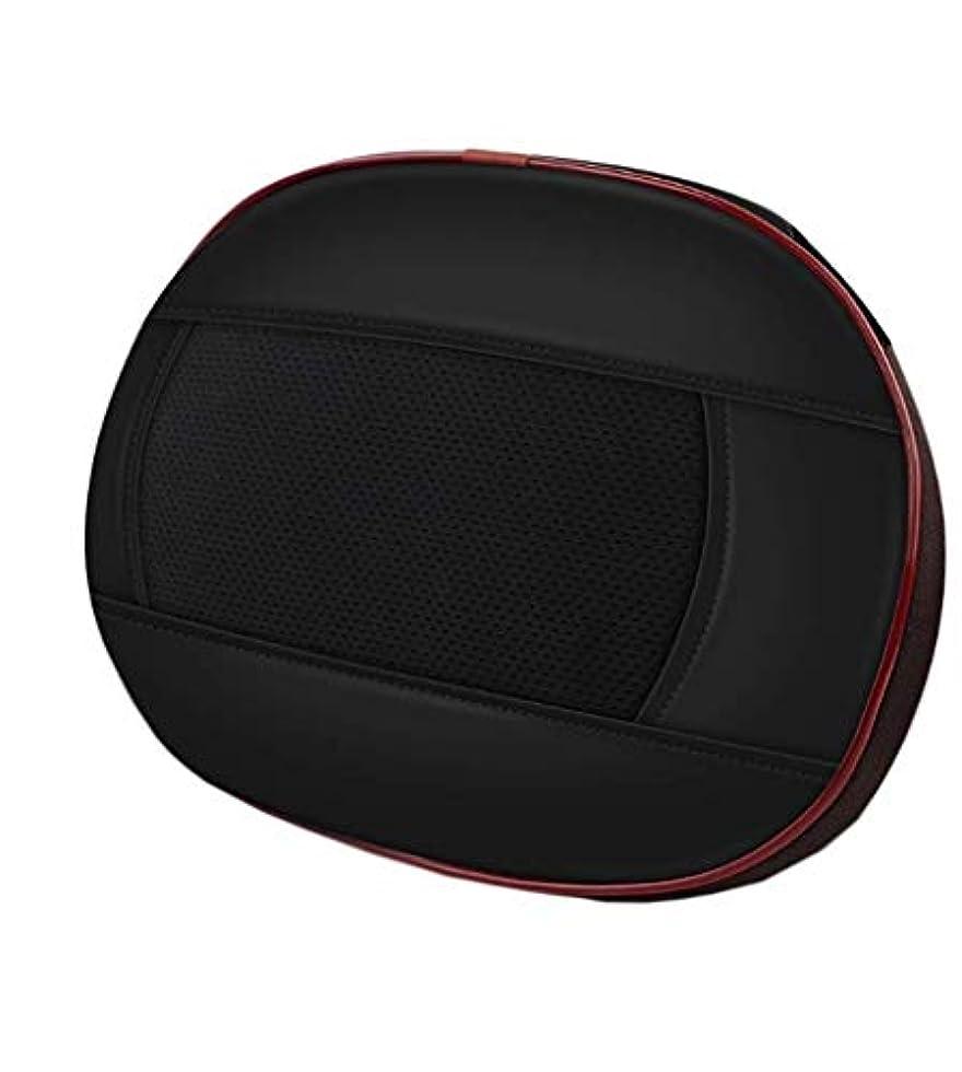 起こりやすい保持するエイリアスネックマッサージャー、フィンガープレスネックマッサージピロー、多機能マッサージモード、スマートボタン、20強度、15分のタイミング、ホームオフィス用