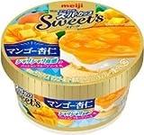 明治 エッセルスーパーカップ Sweet's マンゴー杏仁172ml×24個