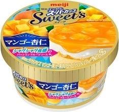 明治エッセルスーパーカップ Sweet's マンゴー杏仁 24個