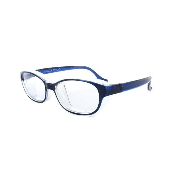 スカッシースタイル キッズ ブルー 1個の商品画像