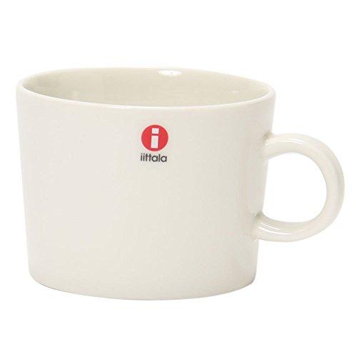 【北欧ブランド】【iittala】[ イッタラ ] ティーマ カップ(マグカップ コーヒーカップ) Teema 7253 CUP 220ml ホワイト 新生活 [並行輸入品]