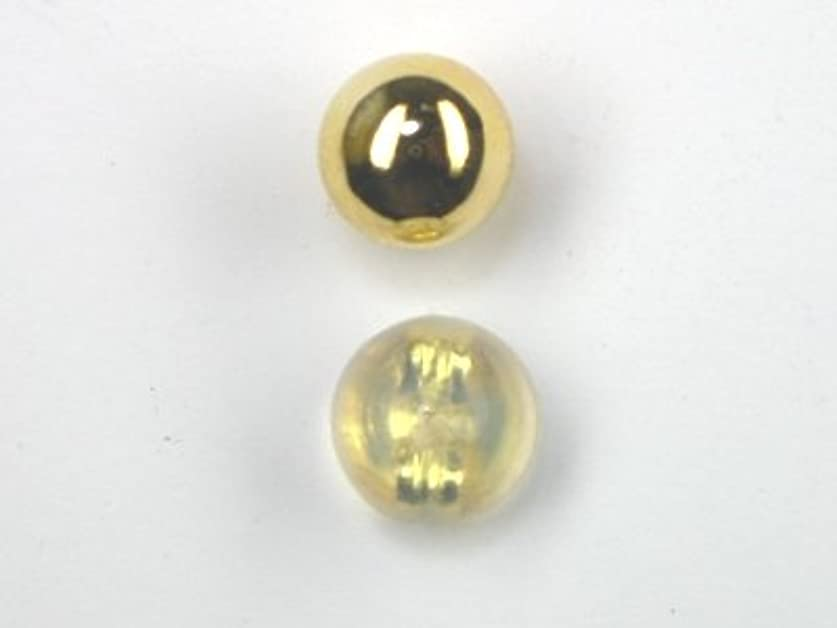 セットするとそれぞれ(ジュエリーWADA) K18 丸玉 ピアス 5ミリ 片方のみ (ケース?保証書付) (324)