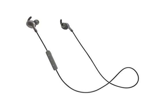 JBL EVEREST 110 Bluetoothイヤホン カナル型/密閉型/マルチポイント対応/通話可能 ガンメタル JBLV110BTGML 【国内正規品/メーカー1年保証付き】