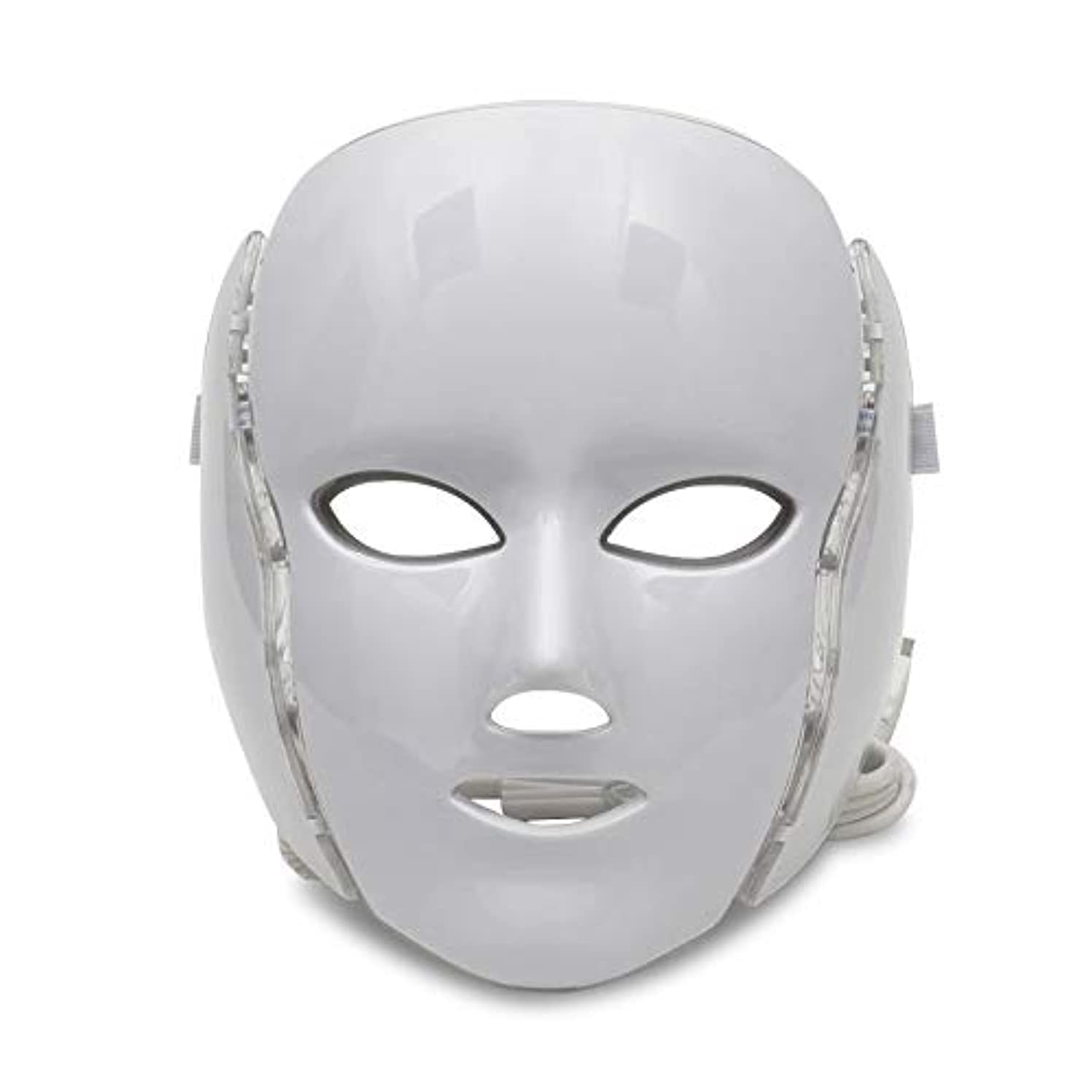 寂しい判読できない広告カラフルな美容マスクにきび色スポットライトマスク美容楽器ホワイトニング柔らかい肌リードマスク
