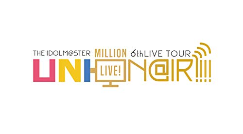 THE IDOLM@STER MILLION LIVE! 6thLIVE TOUR UNI-ON@IR!!! LIVE Blu-ray Princess STATION @KOBE