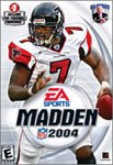 MADDEN NFL FOOTBALL 2004