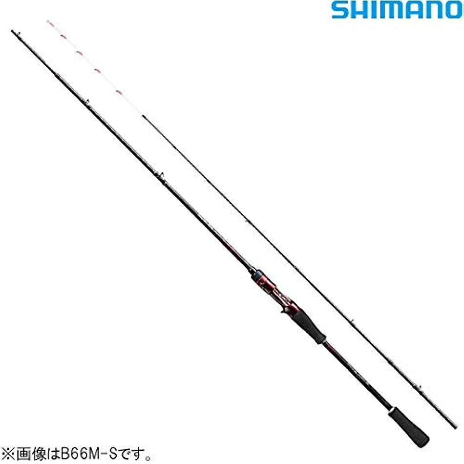 炭素操るエッセンスシマノ(SHIMANO) 19 セフィア SS メタルスッテ ベイトモデル B66ML-S
