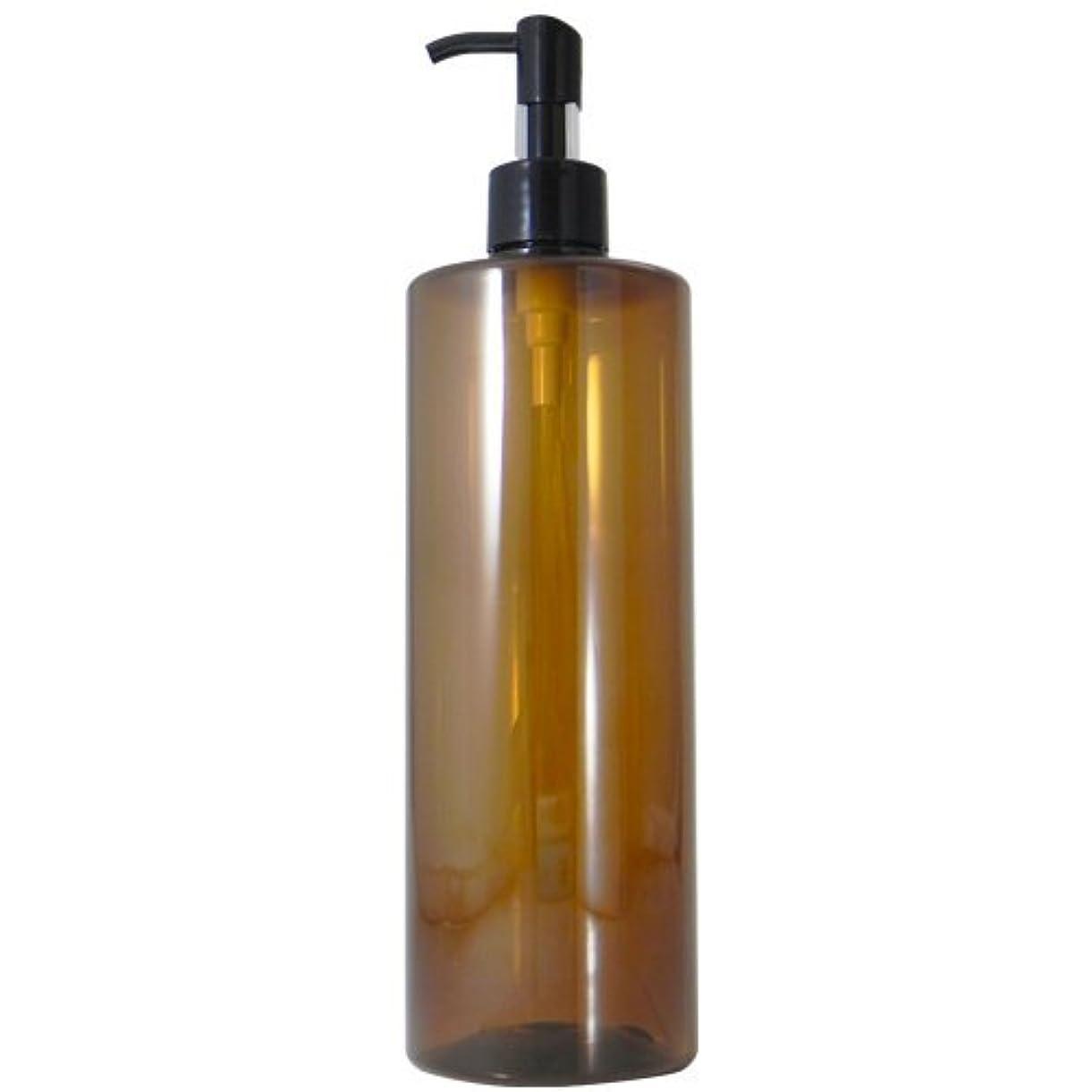 ゴネリル脅かすギャロップ遮光プラボトル ポンプ 500ml 容器