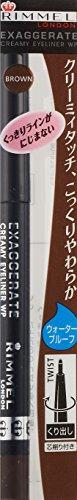 リンメル エグザジェレート クリーミィ アイライナー WP 002 B009NEIIQC 1枚目
