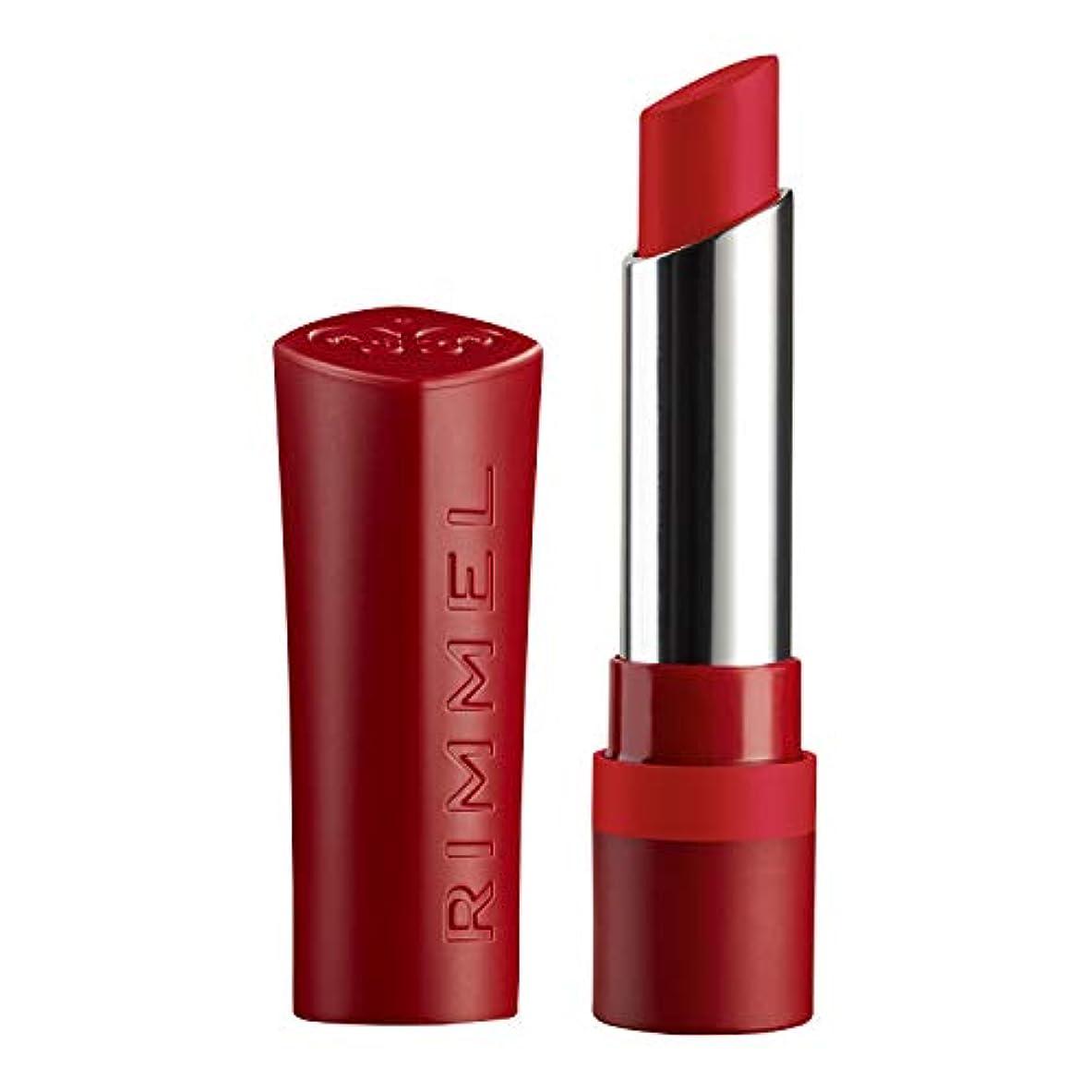 発明セラーホステスRIMMEL LONDON The Only 1 Matte Lipstick - Take The Stage (並行輸入品)