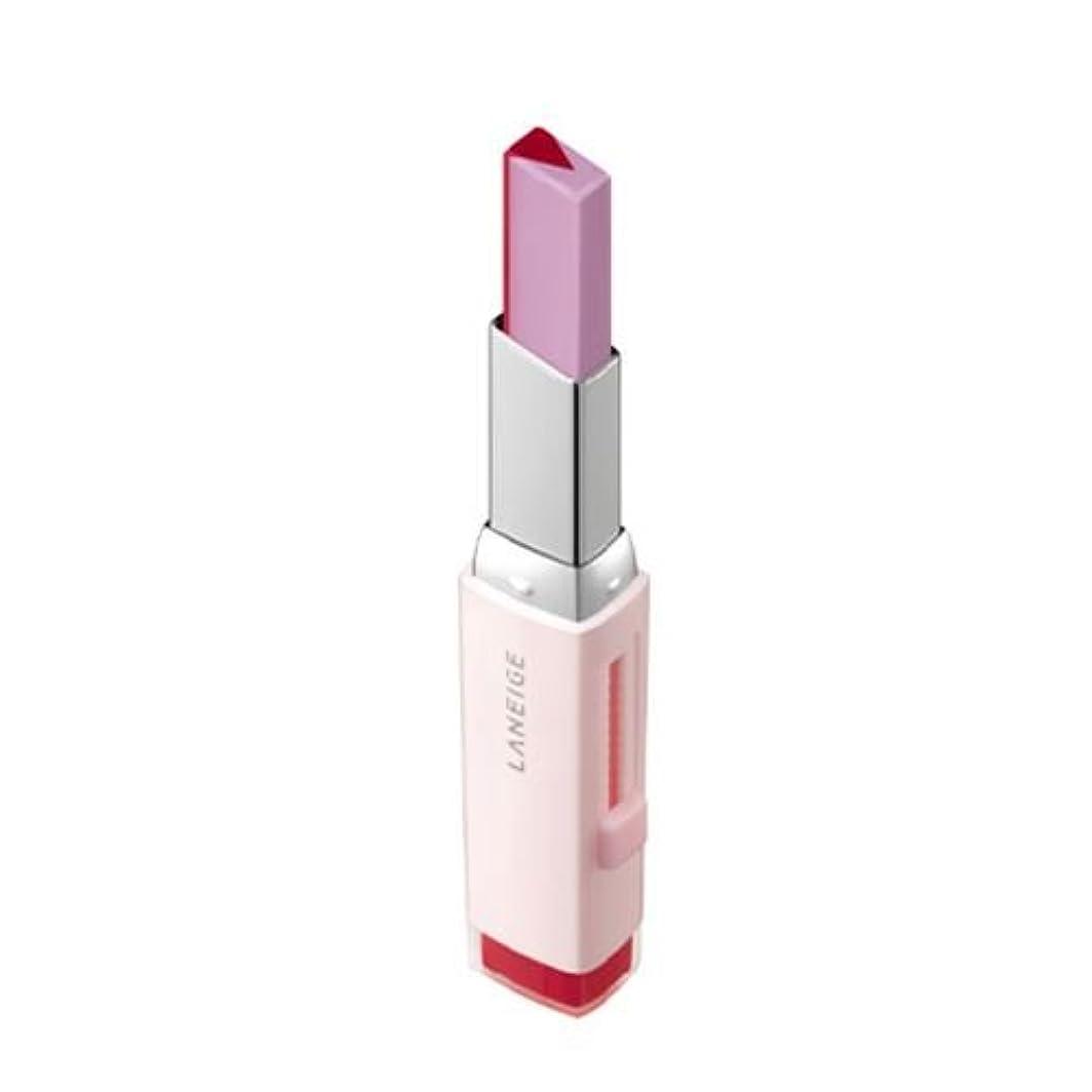 敬意活気づけるレイア[New] LANEIGE Two Tone Tint Lip Bar 2g/ラネージュ ツー トーン ティント リップ バー 2g (#07 Lollipop Red) [並行輸入品]