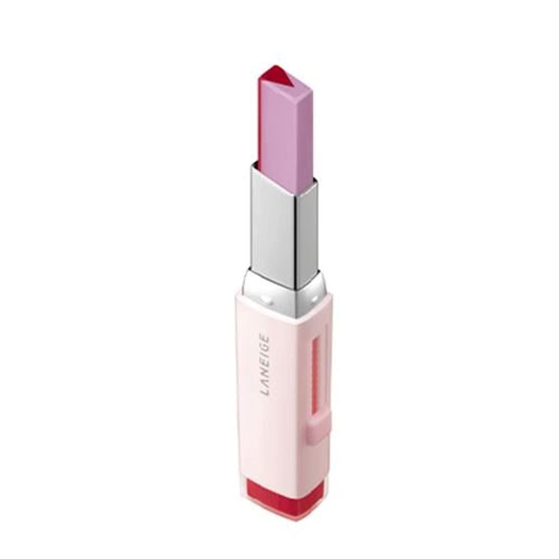 菊アンテナロースト[New] LANEIGE Two Tone Tint Lip Bar 2g/ラネージュ ツー トーン ティント リップ バー 2g (#07 Lollipop Red) [並行輸入品]