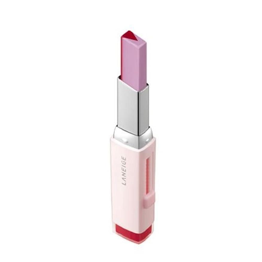 押す観客人気の[New] LANEIGE Two Tone Tint Lip Bar 2g/ラネージュ ツー トーン ティント リップ バー 2g (#07 Lollipop Red) [並行輸入品]