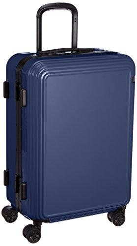 [エース] スーツケース リップルF キャスターストッパー付 49L 54cm 4.4kg 05552 03 ネイビー