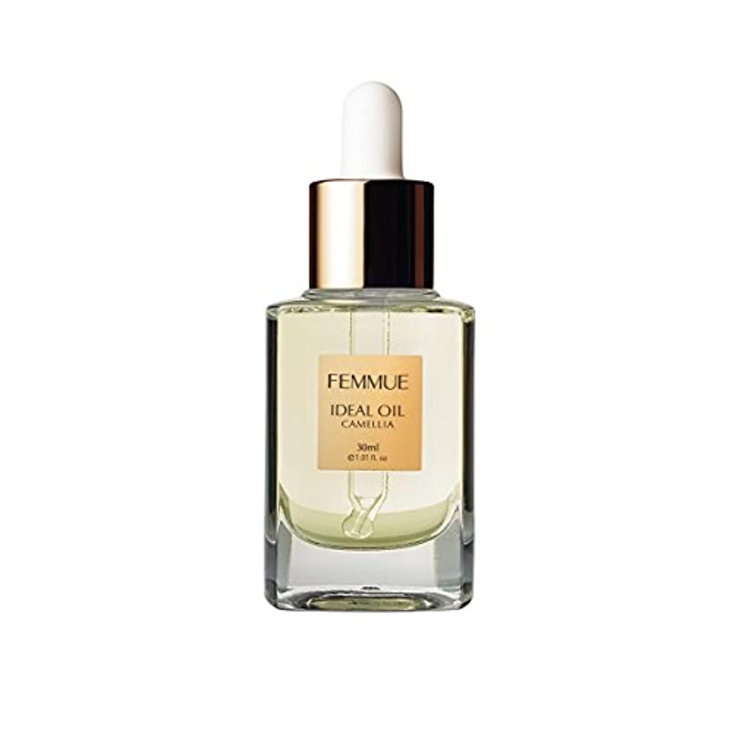 フラグラントリンスパズルFEMMUE(ファミュ) アイディアルオイル <オイル美容液>30mL 日本正規品