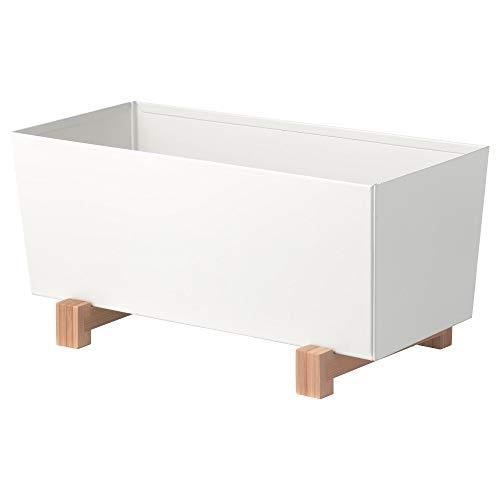 RoomClip商品情報 - IKEA SOTCITRON 鉢カバー 32x15 cmcm ホワイト 40289495