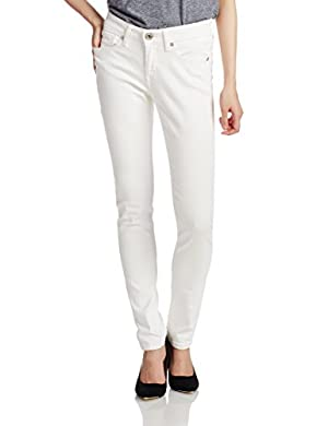 (サッソン)SASSON White Denim Skinny [Panache] 30143231 VWH 24