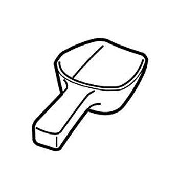 シャープ 冷蔵庫用アイスシャベル(2014161564)[適合機種]SJ-ES41S-S SJ-ES41T-S SJ-ES41W-Sほか