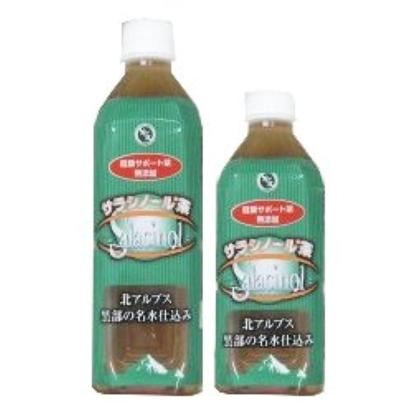 優れた分泌する俳句サラシノール茶ペットボトル 500ml×24本セット