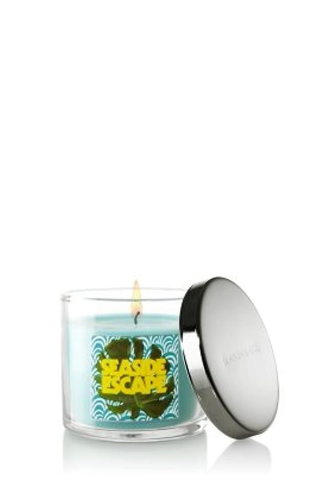 おなかがすいたつぶやきビリーBath and Body Works Slatkin & Co 4オンスScented Filled Candle – Seaside Escape