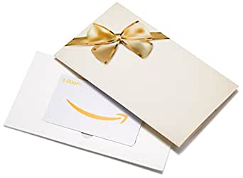 Amazonギフト券 封筒タイプ - 3,000円(スタンダード)