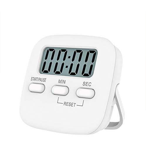 デジタルタイマー 多機能 キッチンタイマー マックス99分59秒