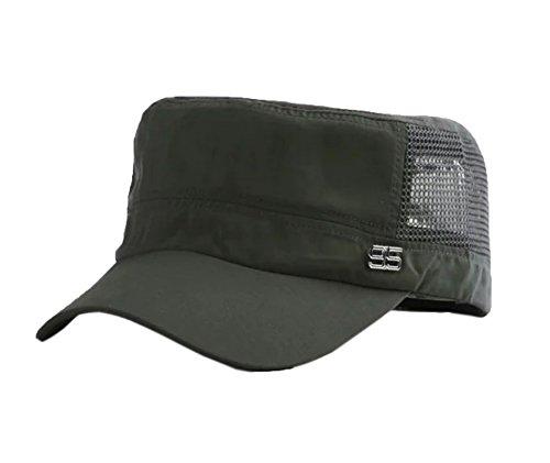 [해외]Elonglin 캡 매우 차가운 공기 메쉬 속건 모자 스포츠 모자 통기성 땀 흡수 캐주얼 UV 차단 차양 프리 사이즈 남녀 겸용 여름 야외/Elonglin cap super cool air mesh fast drying cap sports hat breathable sweat casual UV cut sunshade free siz...