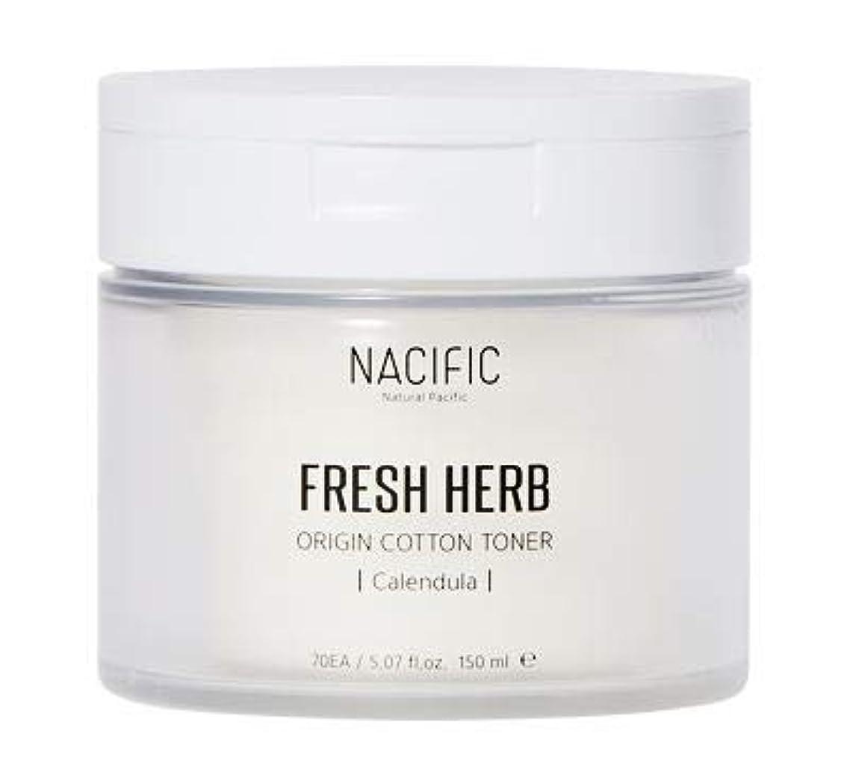 影響外出挽く[Nacific] Fresh Herb Origin Cotton Toner 150ml (Calendula) /[ナシフィック] フレッシュ ハーブ オリジン コットン トナー (カレンデュラ)150ml [並行輸入品]