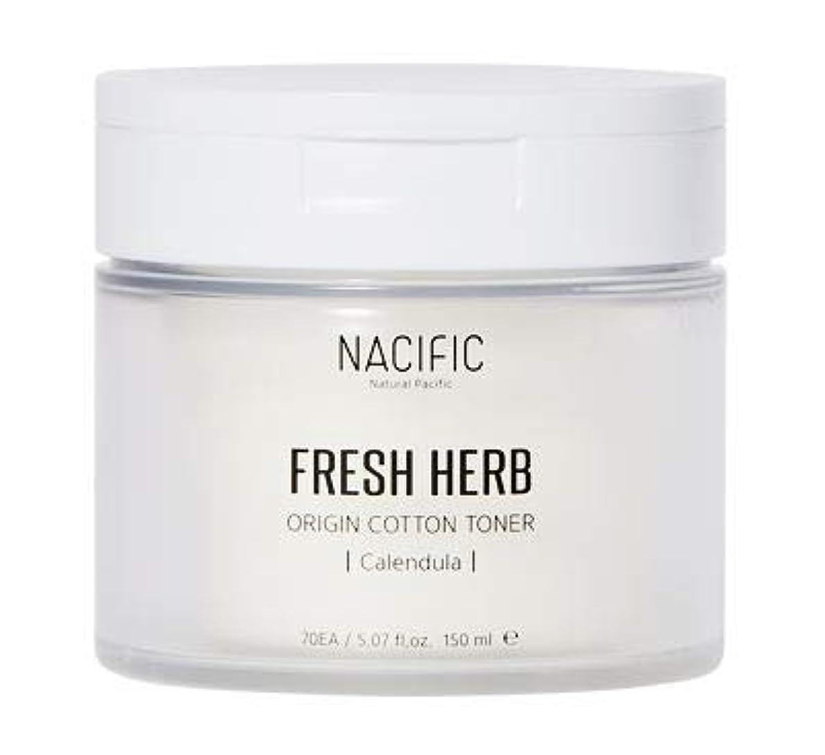 コメントマオリ無人[Nacific] Fresh Herb Origin Cotton Toner 150ml (Calendula) /[ナシフィック] フレッシュ ハーブ オリジン コットン トナー (カレンデュラ)150ml [並行輸入品]