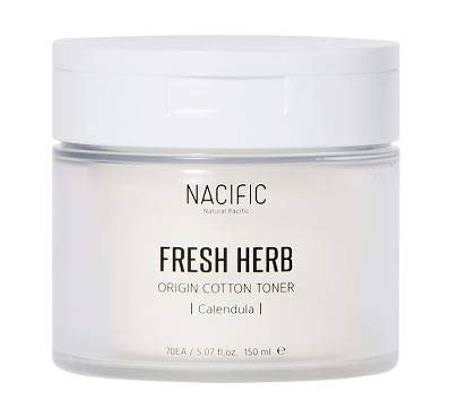 急ぐマージン飛躍[Nacific] Fresh Herb Origin Cotton Toner 150ml (Calendula) /[ナシフィック] フレッシュ ハーブ オリジン コットン トナー (カレンデュラ)150ml [並行輸入品]