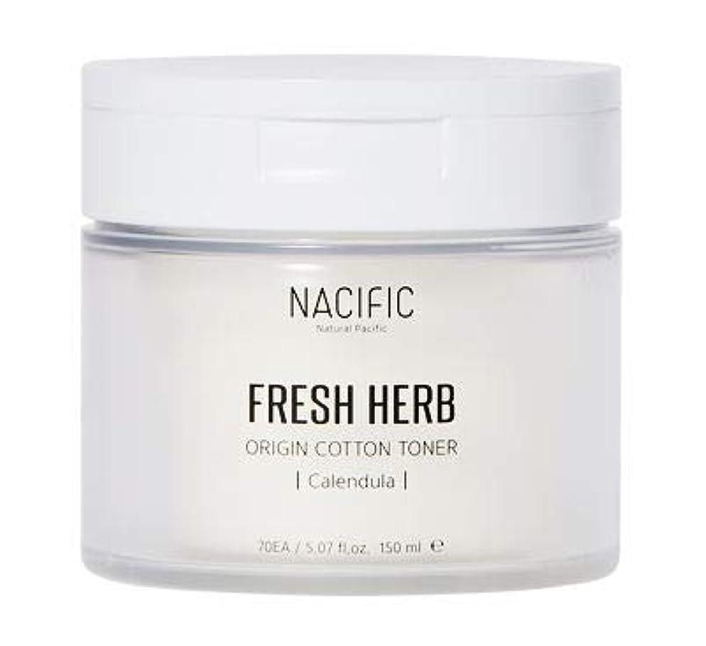 受付救出カナダ[Nacific] Fresh Herb Origin Cotton Toner 150ml (Calendula) /[ナシフィック] フレッシュ ハーブ オリジン コットン トナー (カレンデュラ)150ml [並行輸入品]