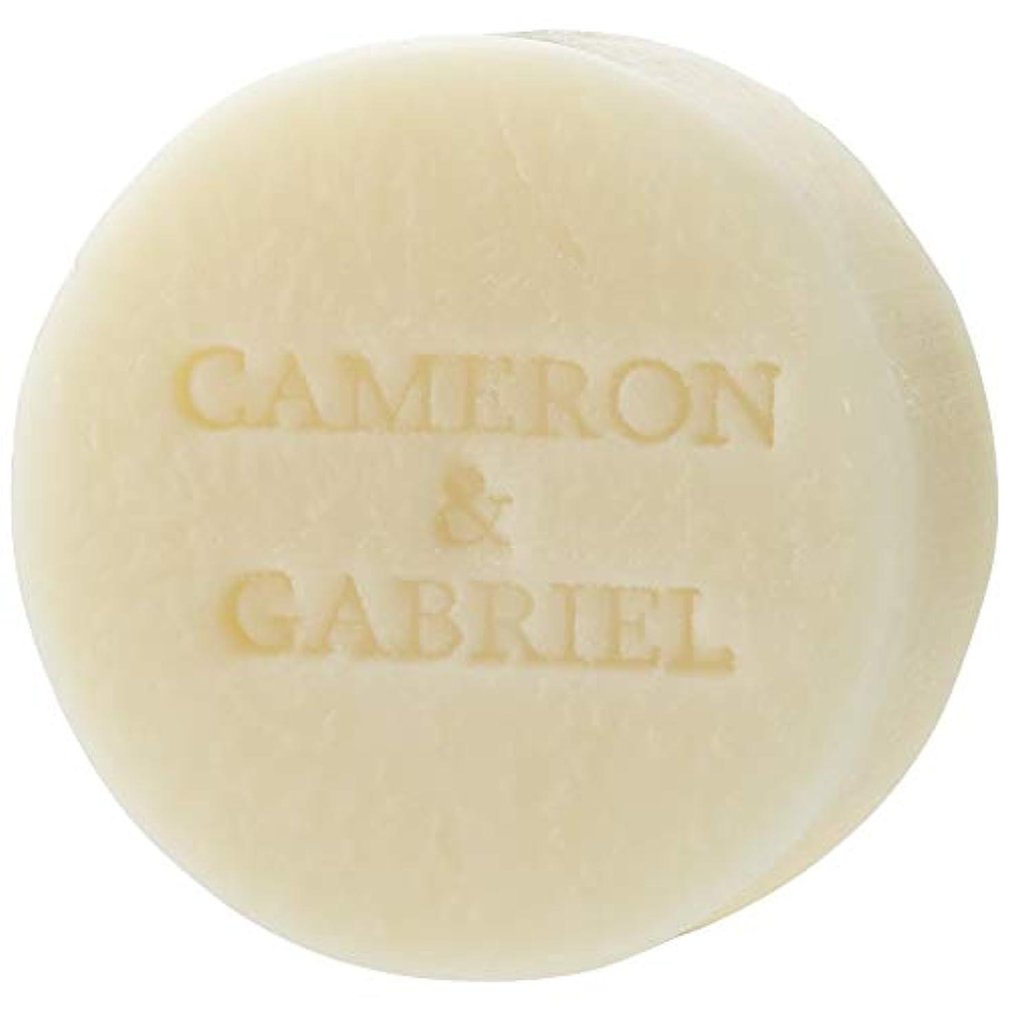マージン絶えずバーチャルキャメロン&ガブリエル 天使の聖石(化粧石鹸)80g 日本製