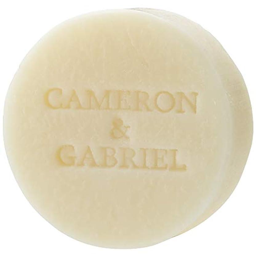 スクランブル不器用キャリッジキャメロン&ガブリエル 天使の聖石(化粧石鹸)80g 日本製