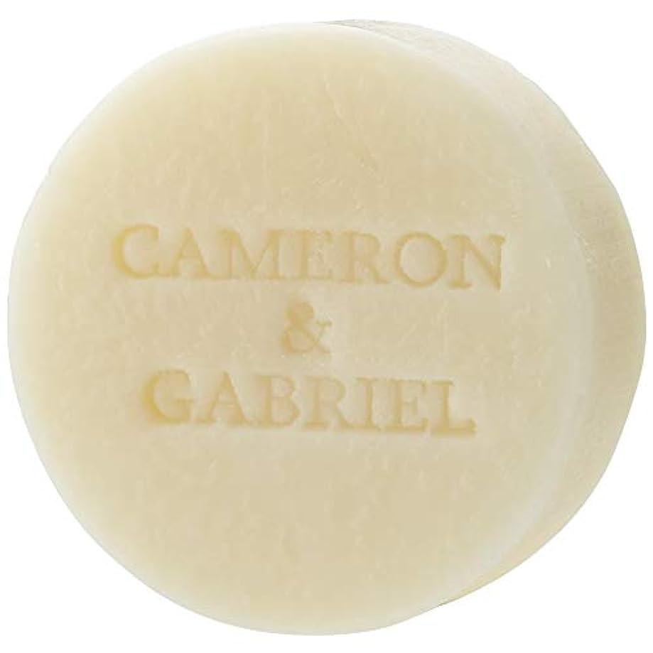 しがみつくホームレス医薬品キャメロン&ガブリエル 天使の聖石(化粧石鹸)80g 日本製