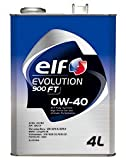 エボリューション 900 FT 0W-40 4L