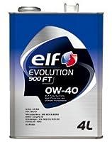 elf/エルフ エンジンオイル EVOLUTION 900 FT 0W40 4L